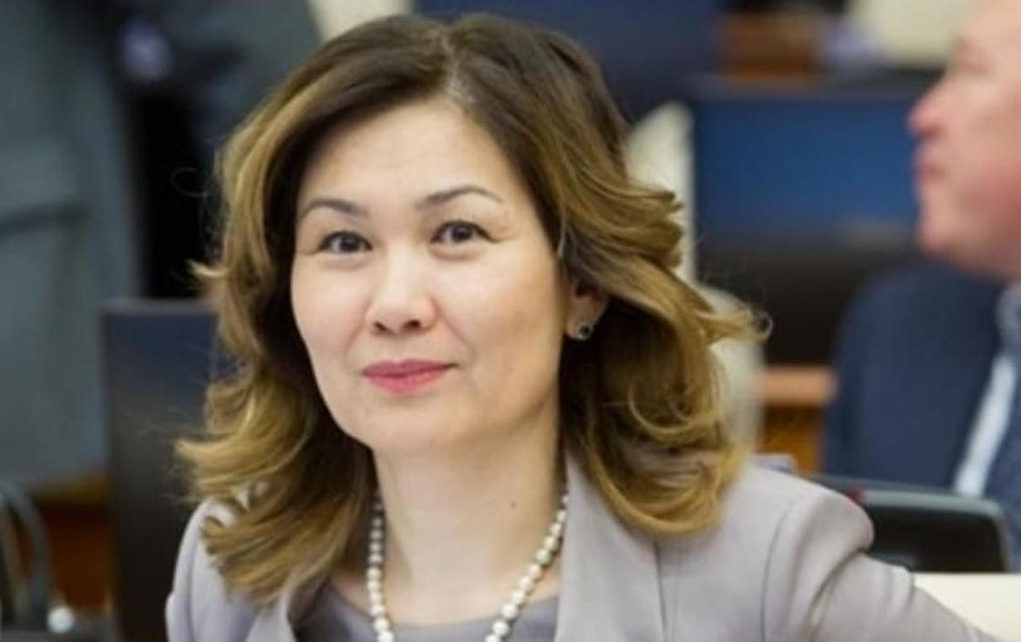 Анар Жаилганова назначена главой Агентства по делам государственной службы
