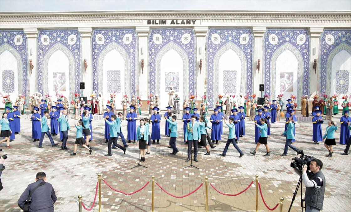 Жамбыл облысында Наурыз мерекесі ұлан асыр тойланып жатыр