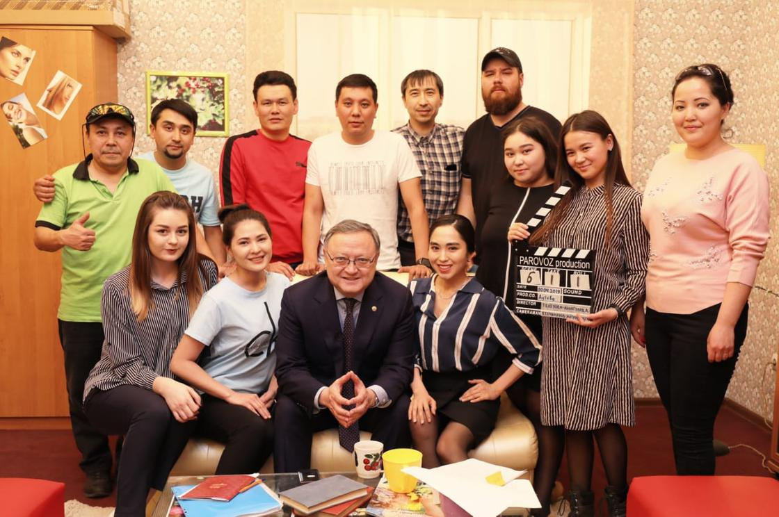 Стартует первый в Западном Казахстане молодежный ситком «WELCOME to AQTOBE!»