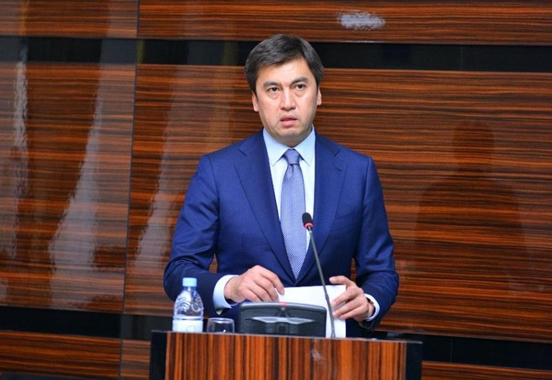 Әбдірахымов Шымкенттегі Астана даңғылын Нұрсұлтан Назарбаев деп өзгертуді ұсынды