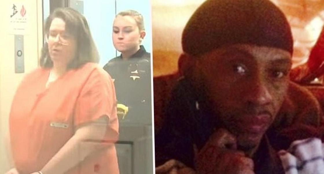 130-килограммовая девушка задушила бойфренда во время ссоры, сев ему на голову