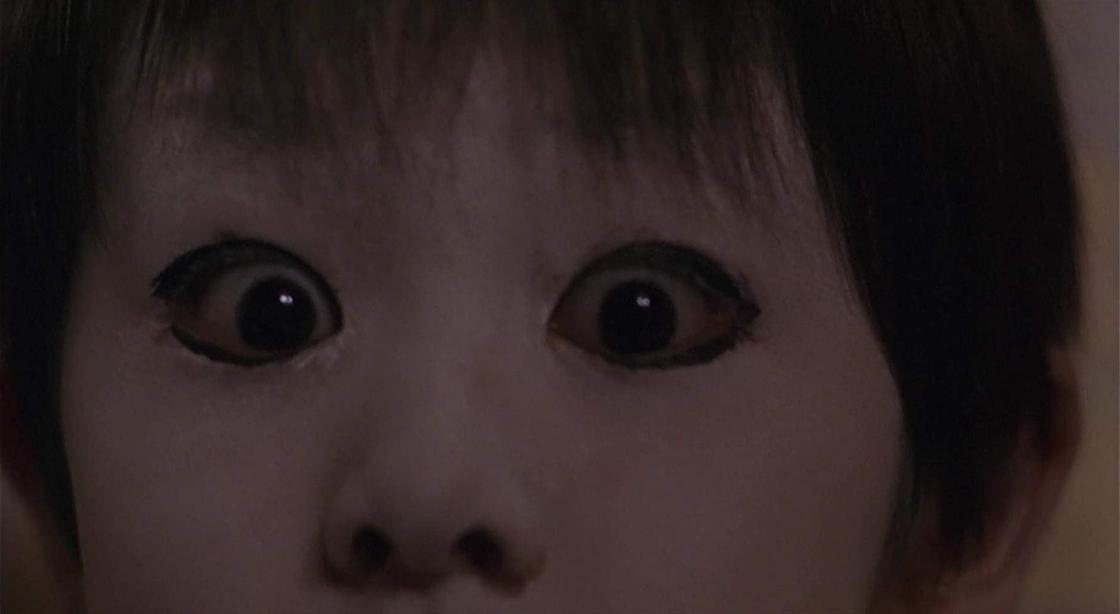 Японские фильмы ужасов: Проклятие