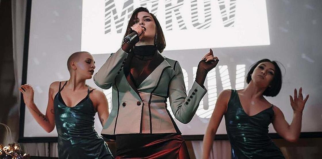 Украинская певица Maruv рассказала, за кого будет болеть на «Евровидении-2019»