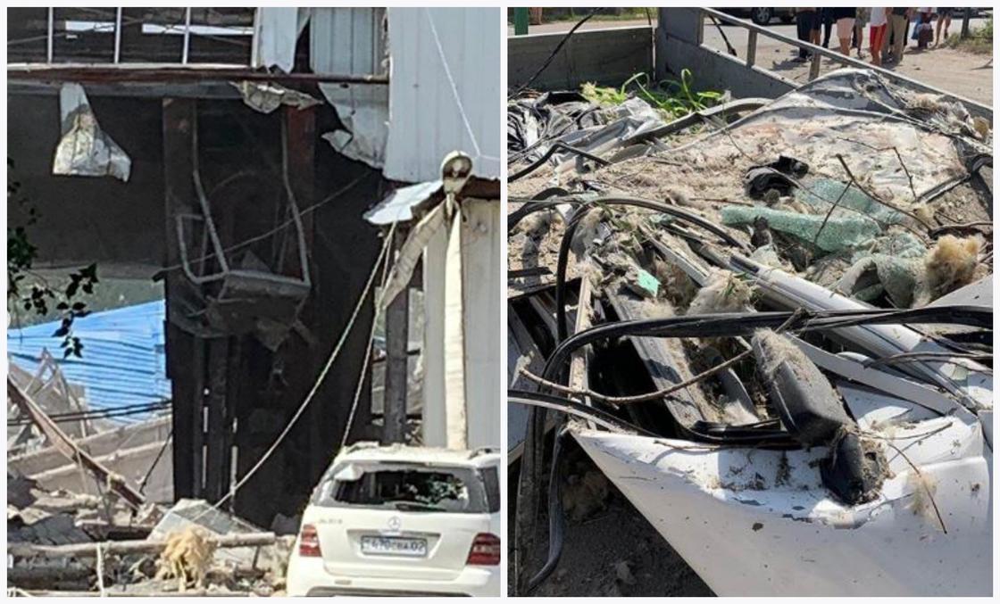Взрыв в цехе в Алматинской области: выяснились новые подробности
