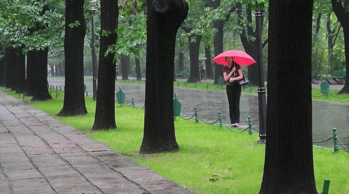 Погода в Алматы на 15 сентября