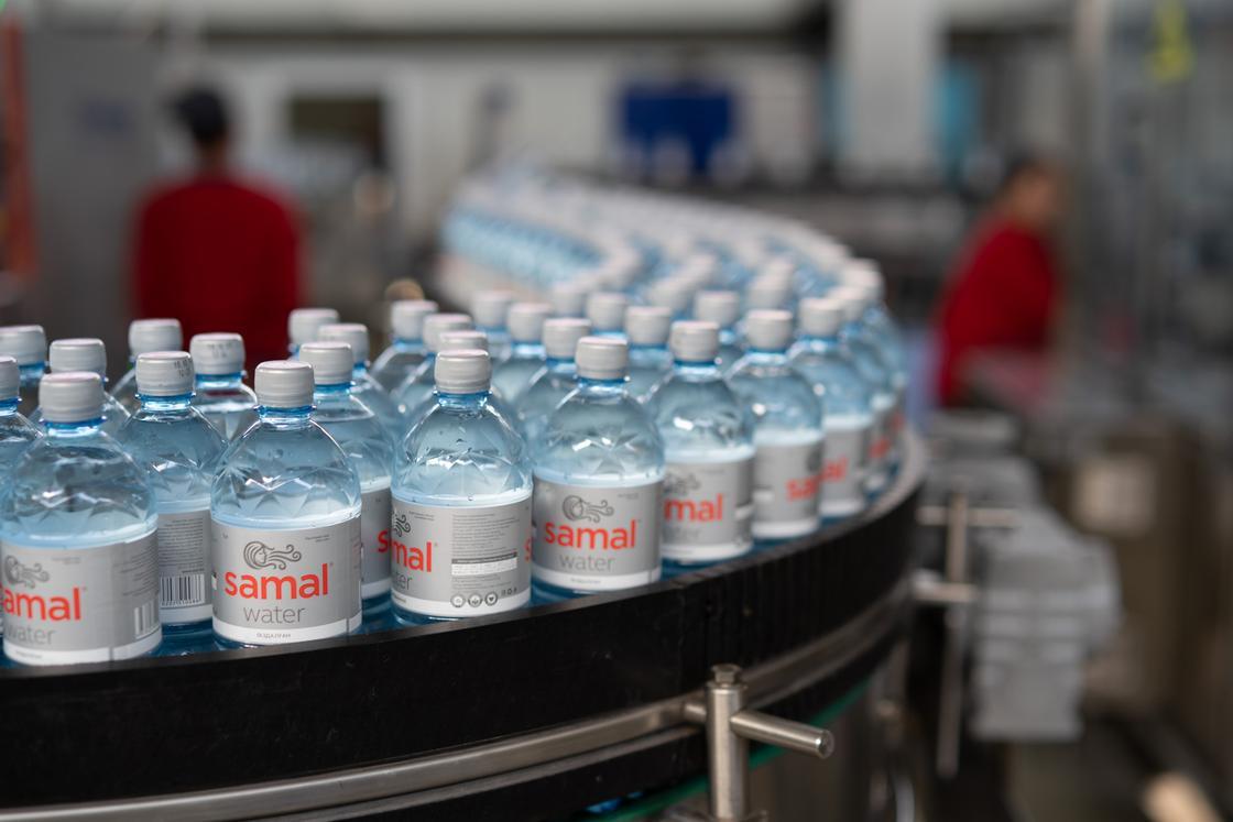 Вода Samal стала лучшей питьевой водой по итогам 2019 года!