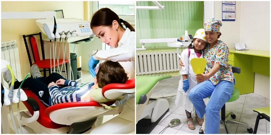 """""""Чтобы дети спокойно спали по ночам: стоматолог лечит детей бесплатно в Алматы"""