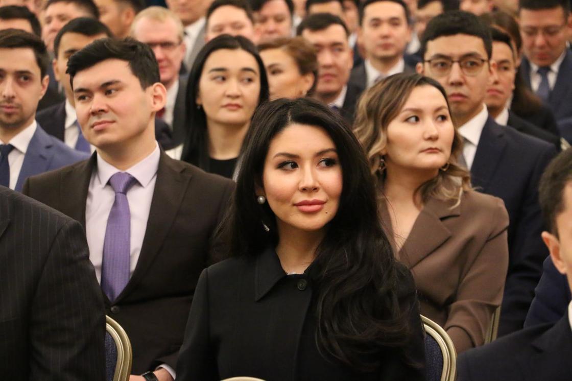 Как Токаев принимал в Акорде участников президентского резерва