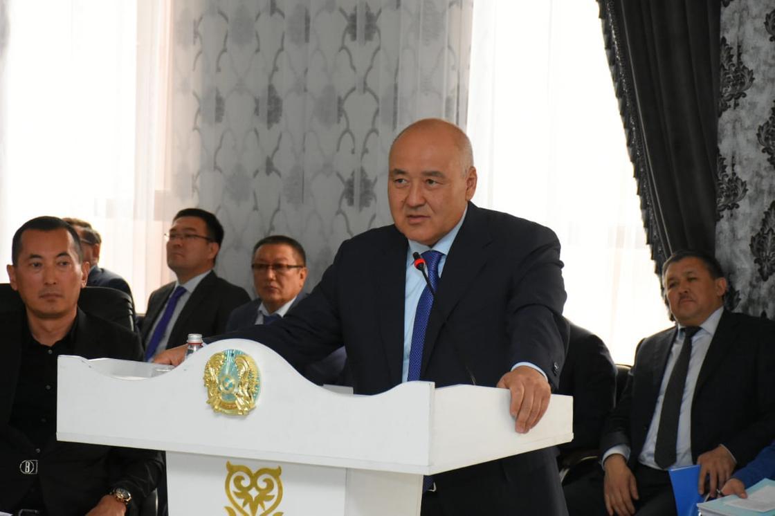 Ө.Шөкеев: Үкімет Түркістанды барынша дамытатын 5 қаулы қабылдады