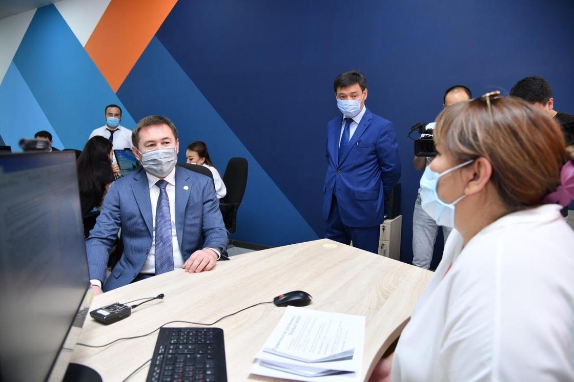 Фото: Шымкент қаласы әкімдігінің сайты