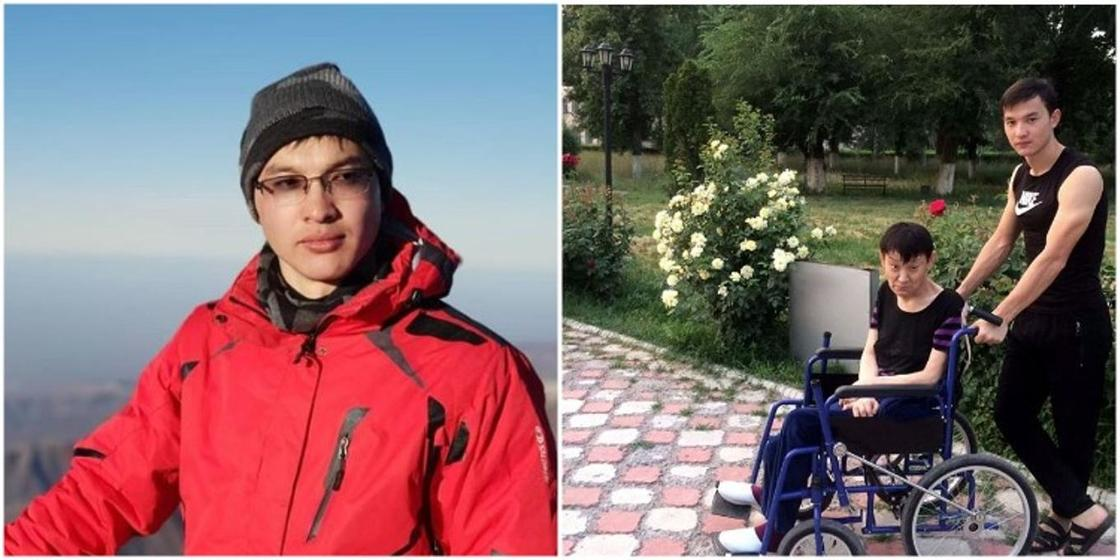 Воспитала сына, построила дом: казахстанец мечтает снять фильм о матери с ДЦП
