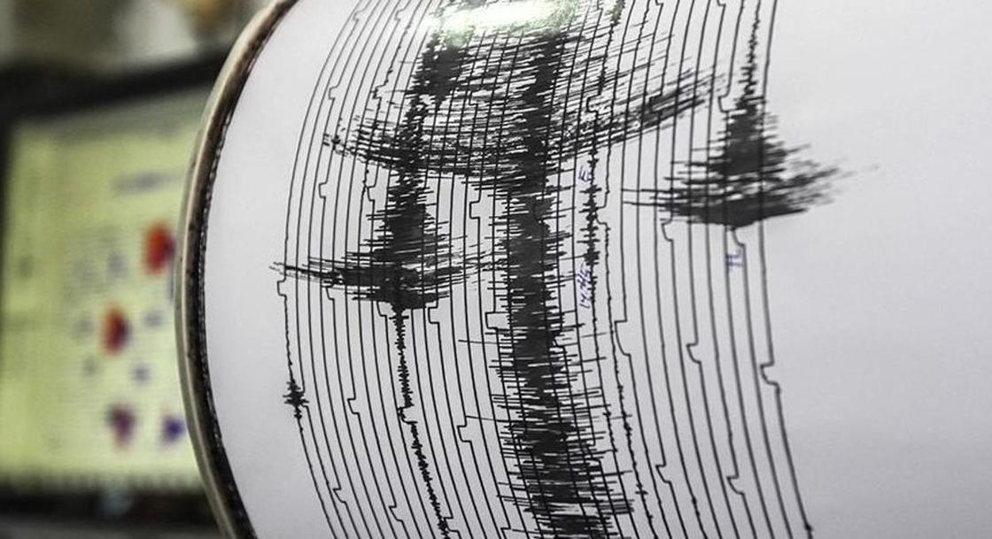 Второе землетрясение произошло в Алматинской области