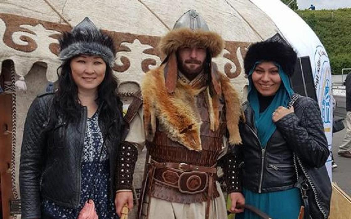 Как празднуют Наурыз этнические казахи в Германии