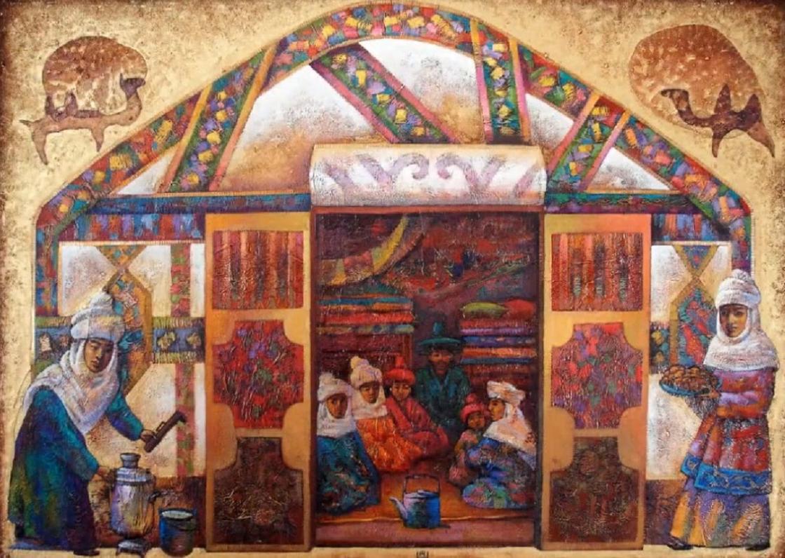 Картина Нелли Бубэ