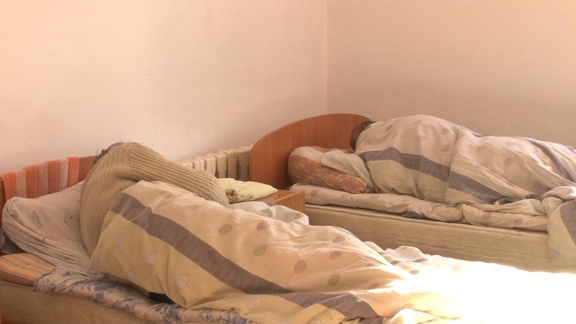 Психбольница в Павлодаре