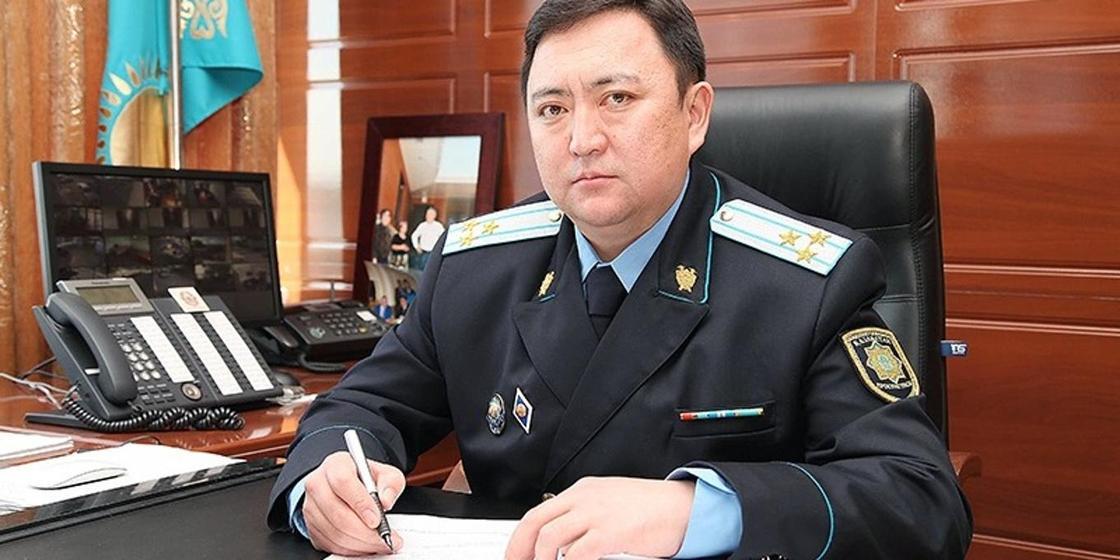 Ернат Сыбанқұлов Қазақстанның бас көлік прорурор болып тағайындалды