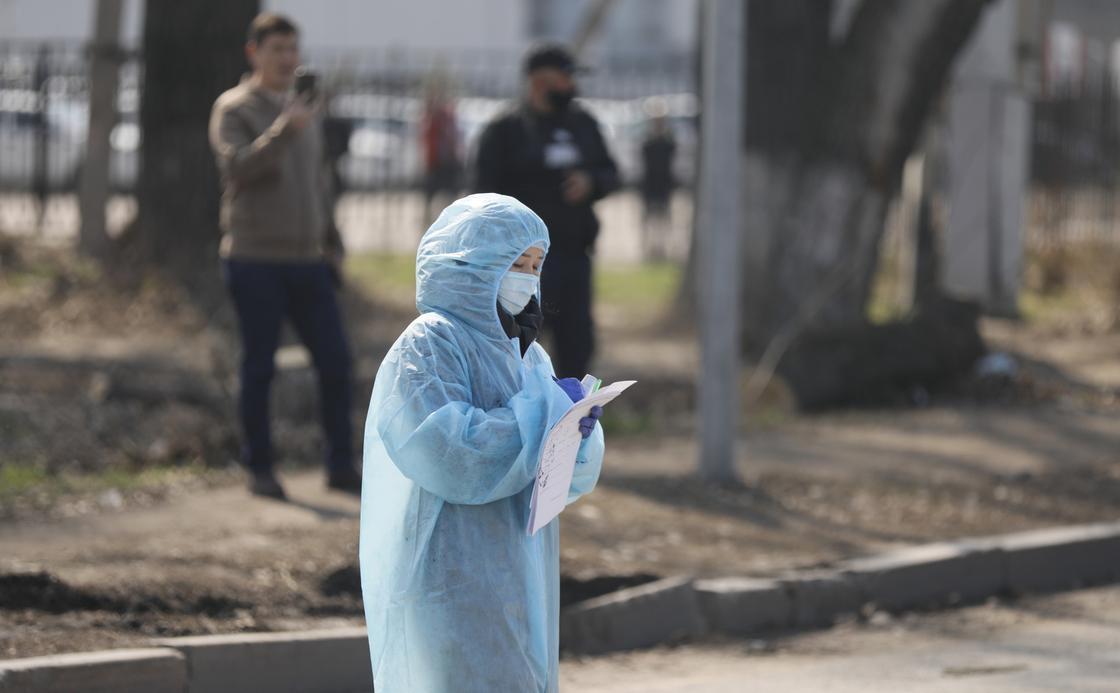 22 новых случая заражения коронавирусом выявлены в Казахстане