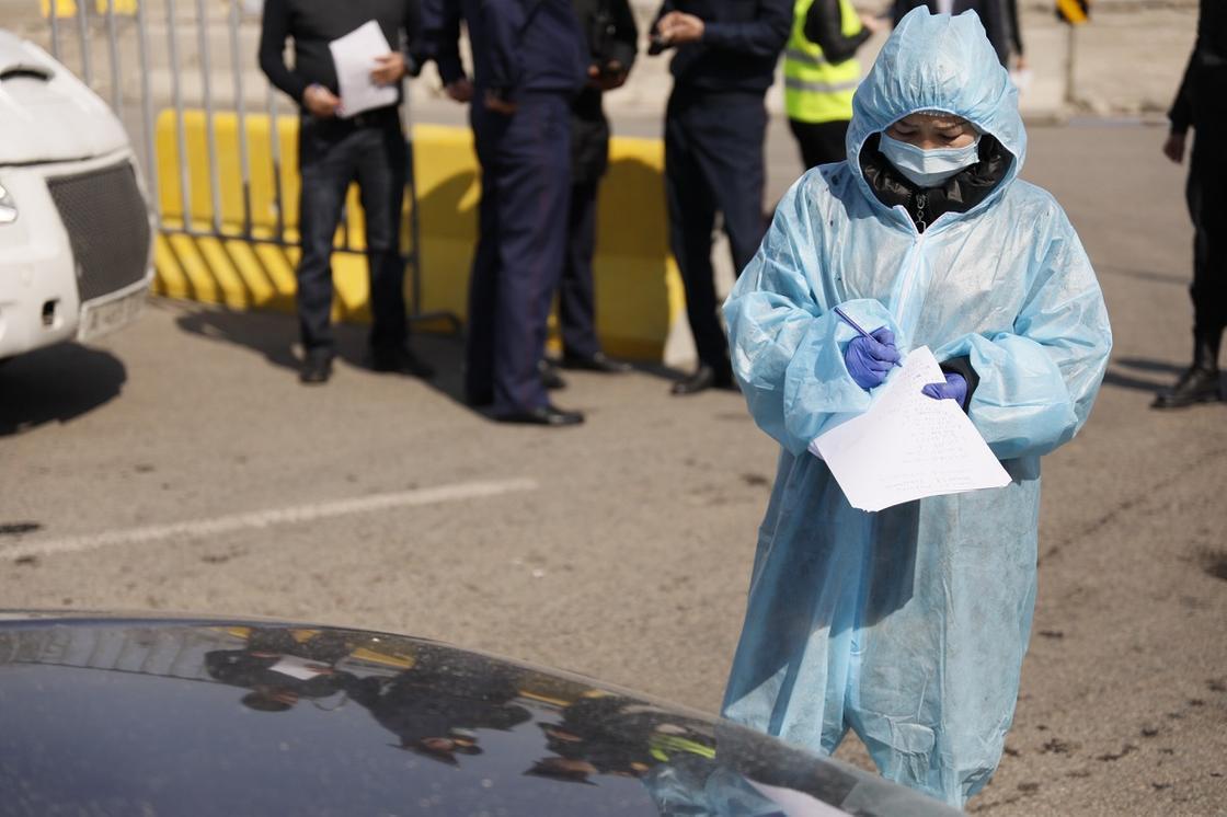 Первый случай заражения коронавирусом в Костанайской области: подробности