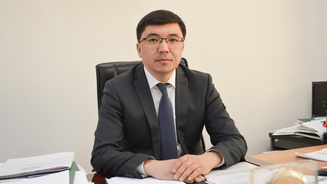 Ақмәди Сарбасов. Фото: primeminister.kz