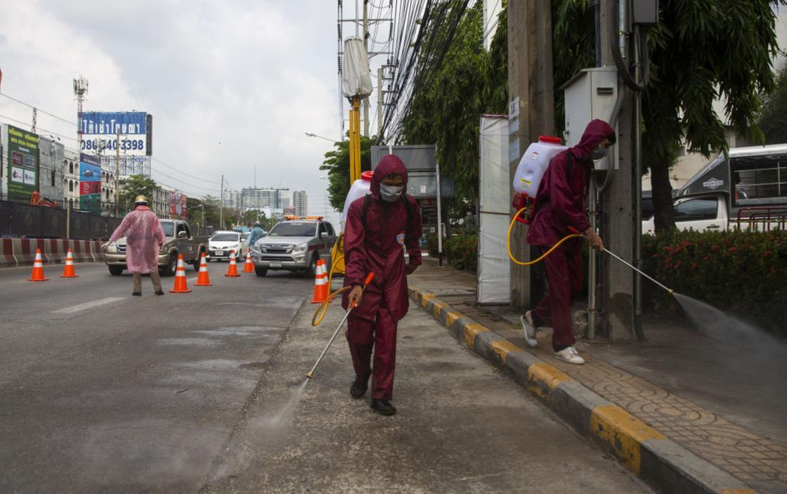 Таиланд закрыл границу для своих же граждан за рубежом