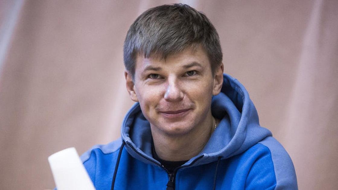 Россиянин пожаловался полиции на призрак Андрея Аршавина