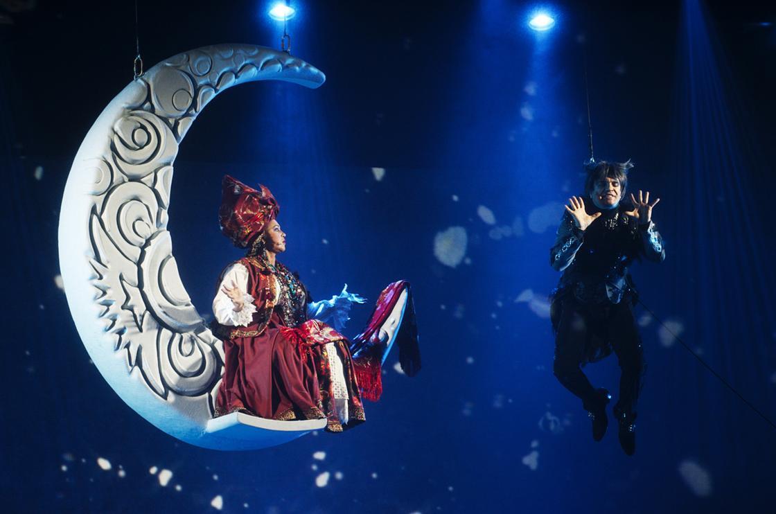 Народный мюзикл «Ночь перед Рождеством»