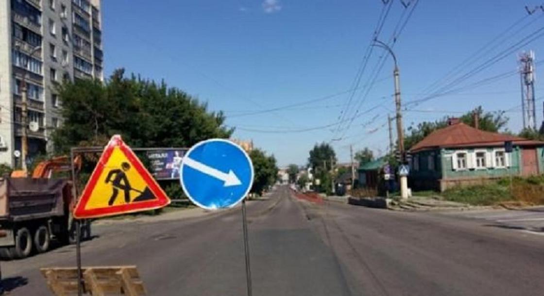 Движение по улице Казыбек би временно ограничат в Алматы