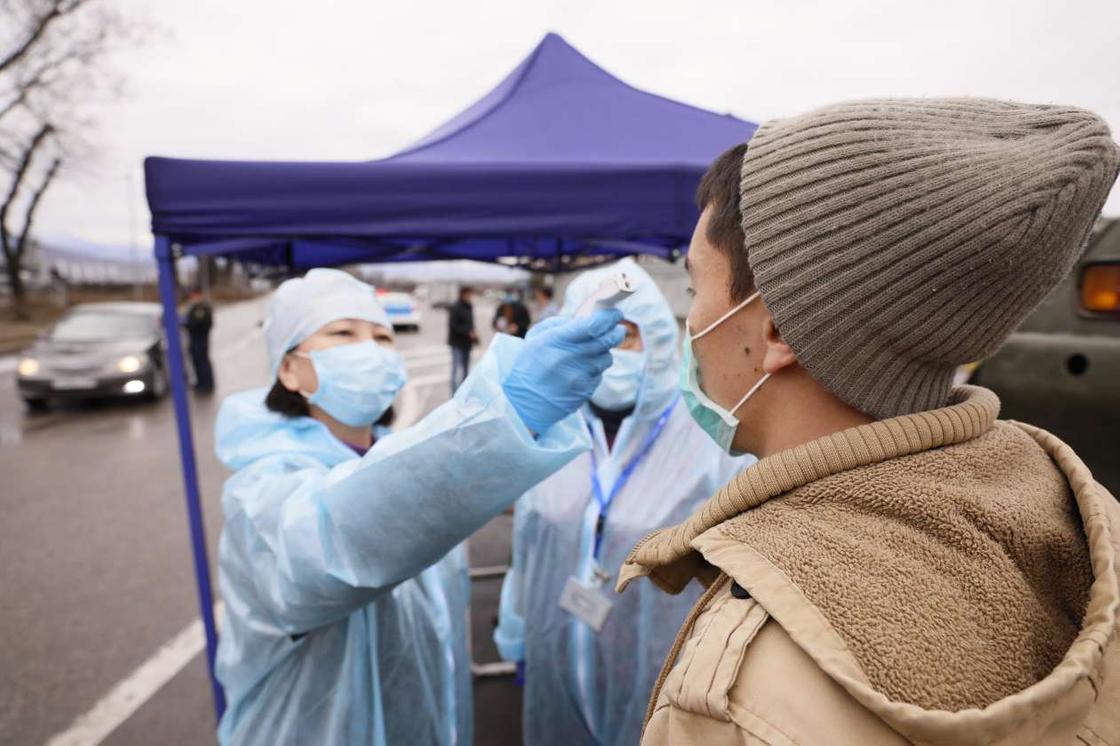 Тағы бір алматылықтан коронавирус анықталды