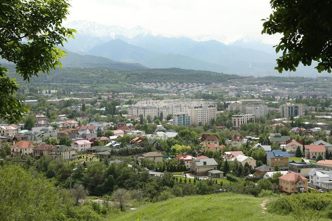 Погода в Алматы на 20 сентября