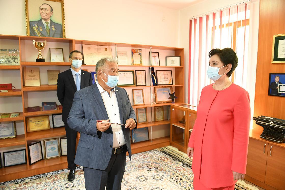 Әбдіқалықова