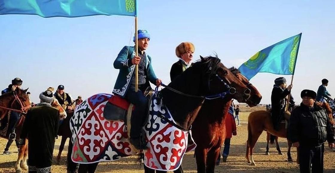 Празднование Амала началось в западном Казахстане