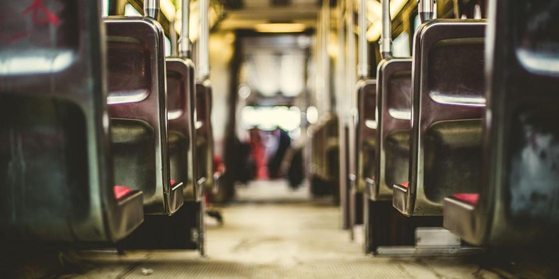 Пьяный пассажир избил кондуктора автобуса в Караганде
