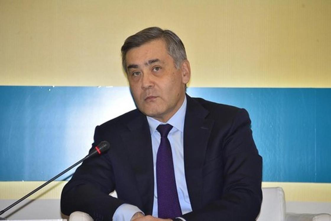 Нұрлан Ермекбаев. Фото: NUR.KZ