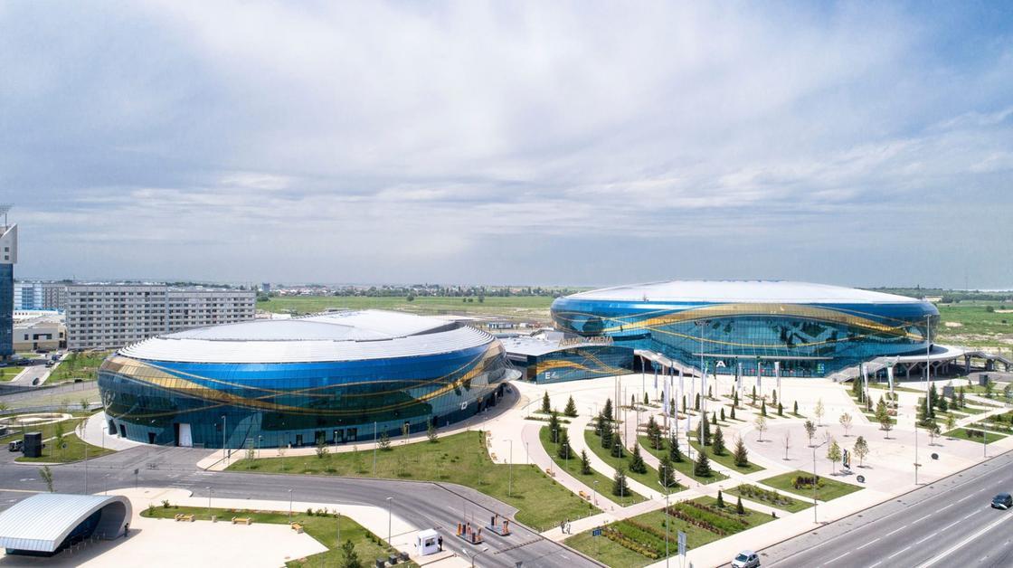 Жағдай қиындаса, HalykArena және Алматы Arena сарайларында инфекциялық стационар ашылады