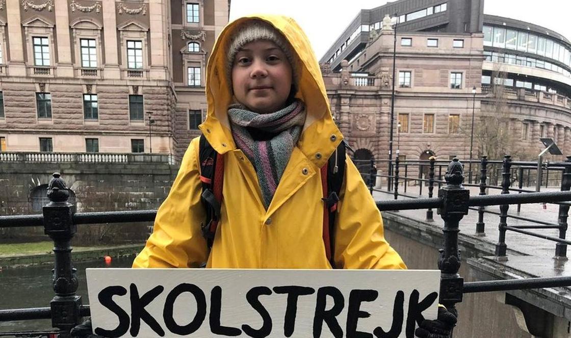 16-летнюю девочку выдвинули на Нобелевскую премию мира