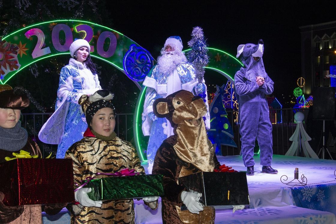 Кызылординцам пожелали сказочной жизни