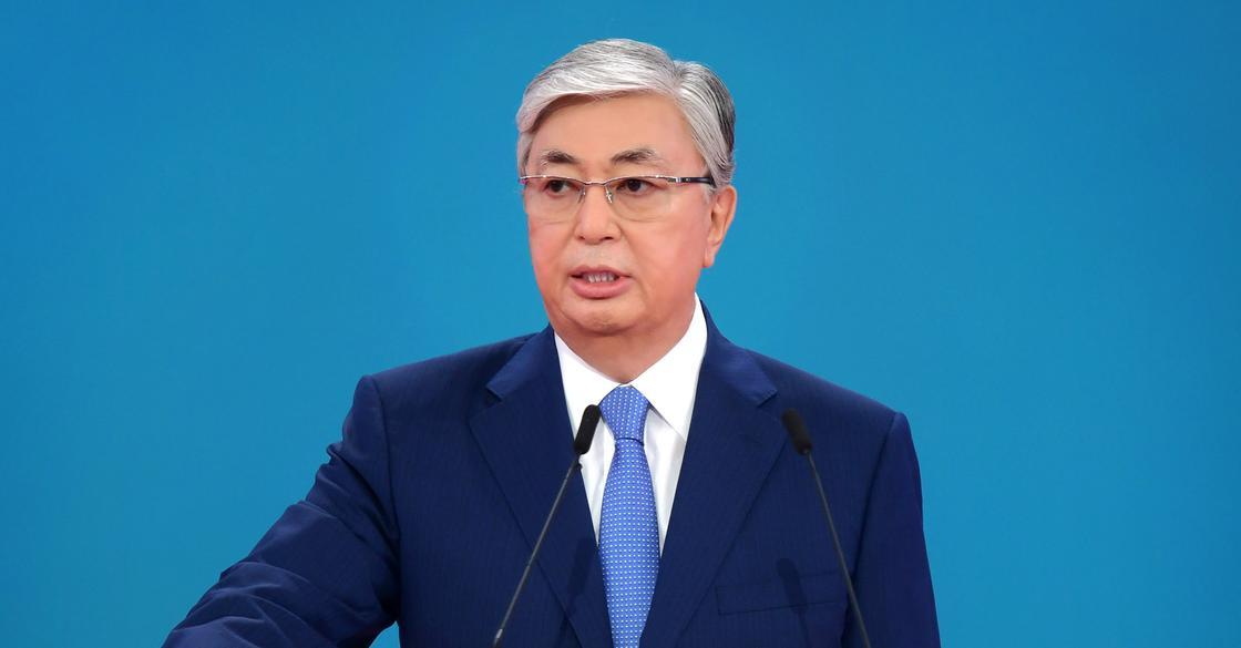 Токаев сделал заявление по прошедшим митингам в Нур-Султане и Алматы
