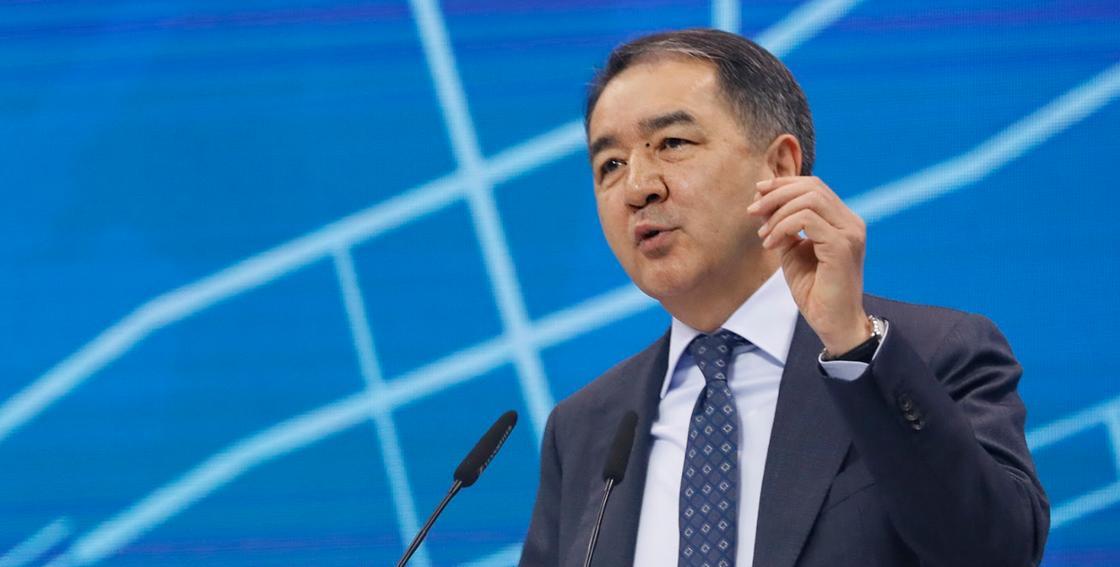 Сагинтаев прокомментировал массовое заражение медиков Центральной больницы