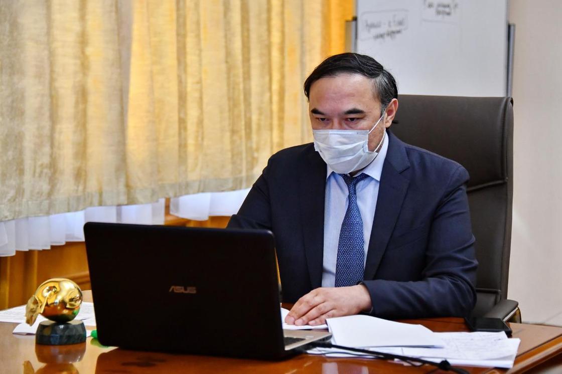 Бақытжан Сағынтаевтың тапсырмасымен Алматыда Қоғамдық медициналық кеңес құрылды