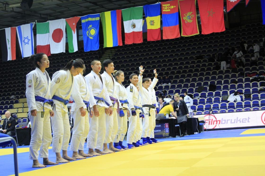 Один шаг до Олимпиады: джиу-джитсу вошел в программу Азиатских игр
