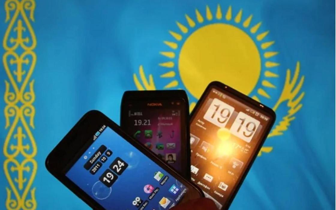 За месяц до отключения SIM-карт в Казахстане прошли регистрацию 54% абонентов