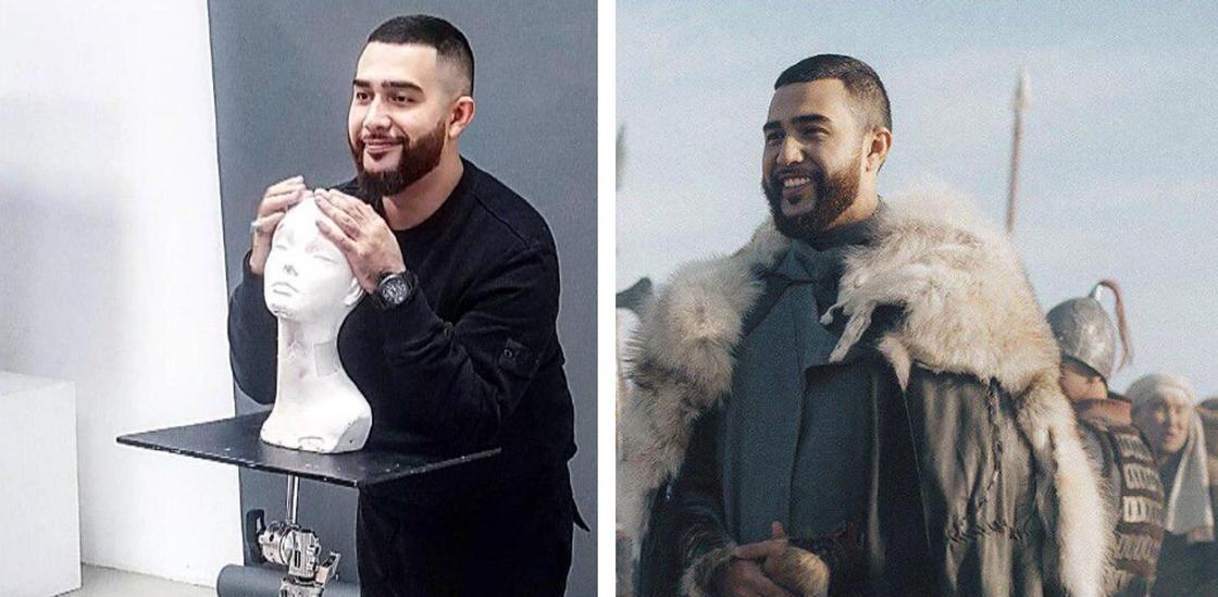 Jah Khalib. Фото: Instagram