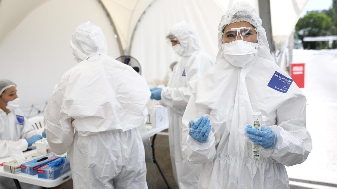 Санврач призвал алматинцев сообщать об отказе в бесплатном ПЦР-тесте на коронавирус