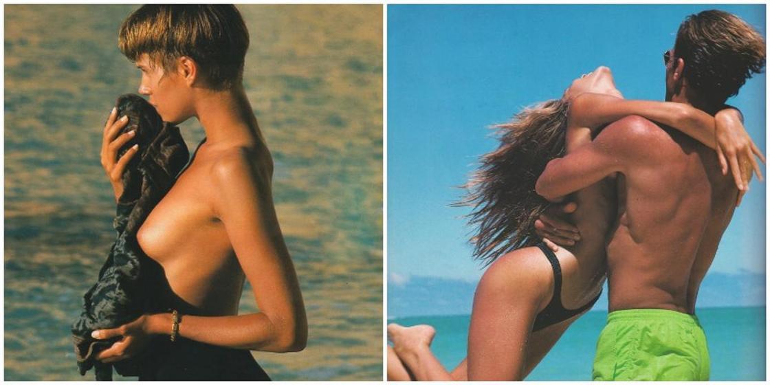 """ФОТОРЕПЧИК""""Девушки - модели до появления ботокса и фотошопа"""": как выглядели красотки 80-х (фото)"""