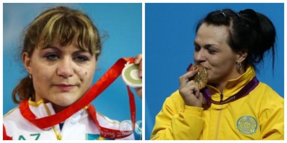 Допинг дауына іліккен қазақстандық ауыр атлеттер олимпиада жүлделерін қайтарып алды