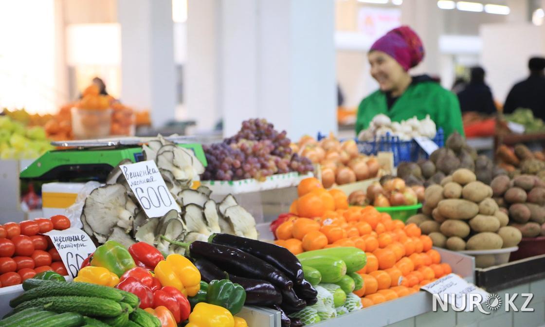 В Казахстане будут запасать свои овощи и фрукты вместо импортных