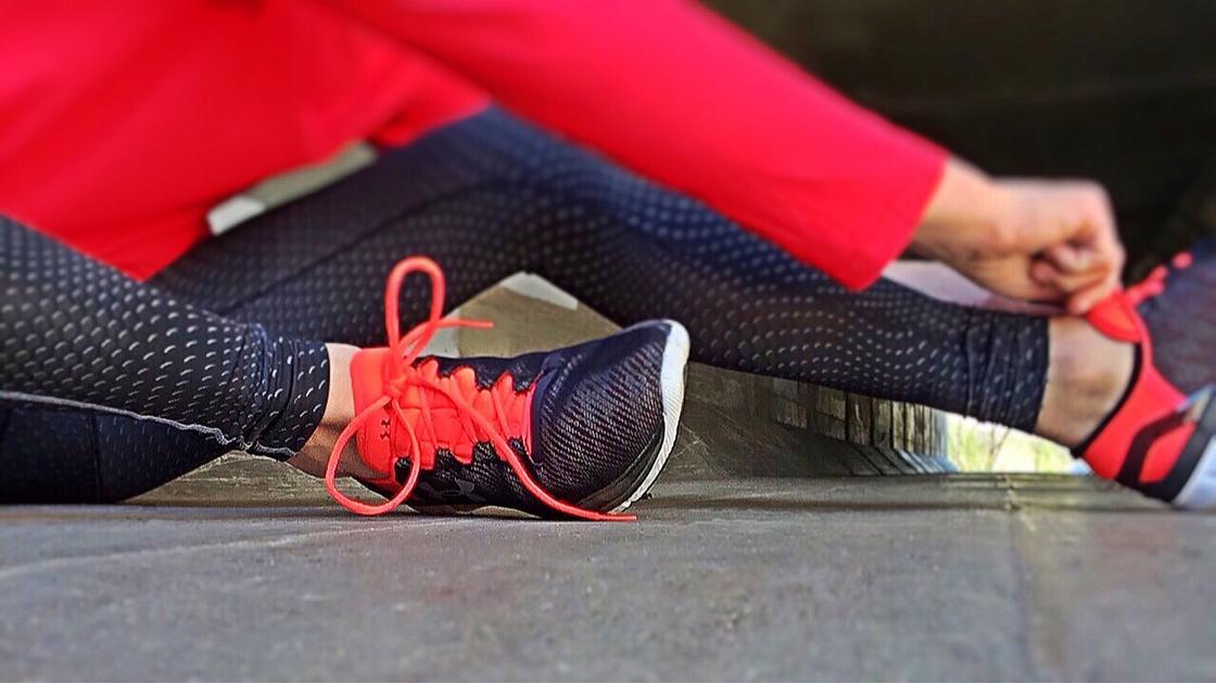 Лучшая зарядка: упражнения