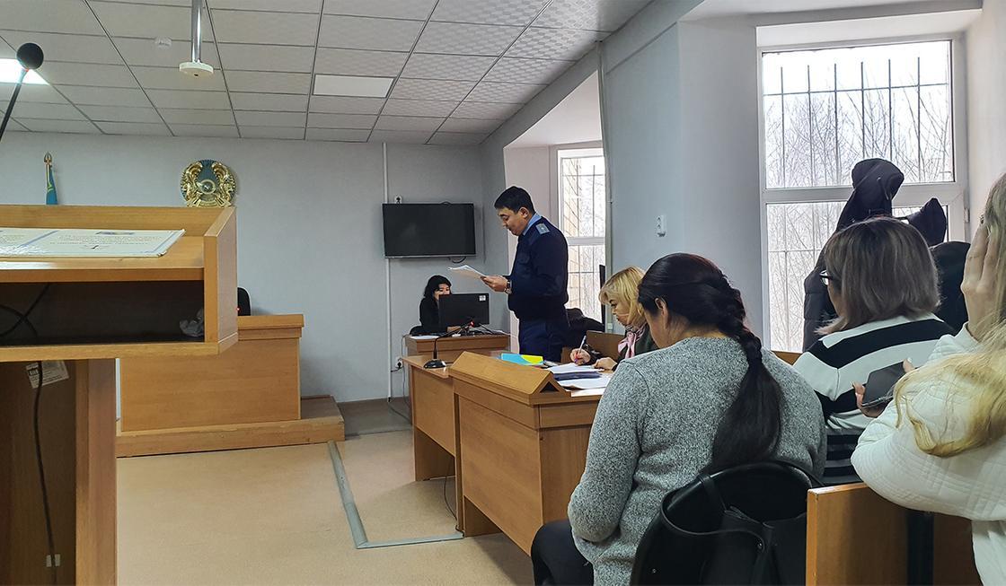 Гибель ребенка в парке на батуте: выговор получил прокурор в Караганде