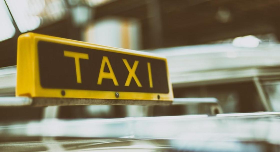 Бдительный таксист помог поймать автовора в Таразе