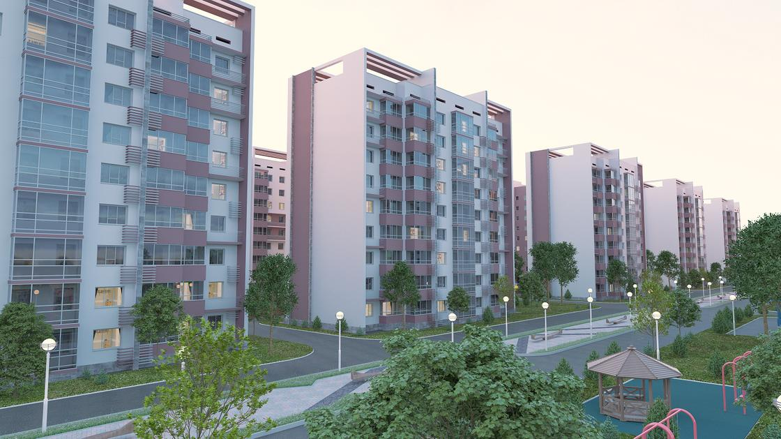 Алматы стал городом успешных проектов государственной программы «Нұрлы жер»